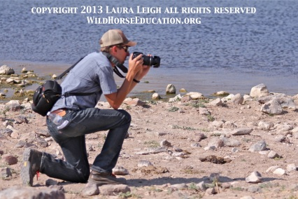 Dave Philipps, Pulitzer prize nominee, works again with our own Laura Leigh for Travel Channel