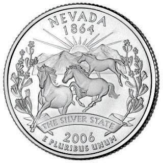Nevada's Quarter
