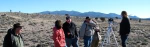 Conversation on the range (Cathy Ceci)