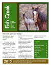 Click Image to download a fast guide to the Fish Creek Decision